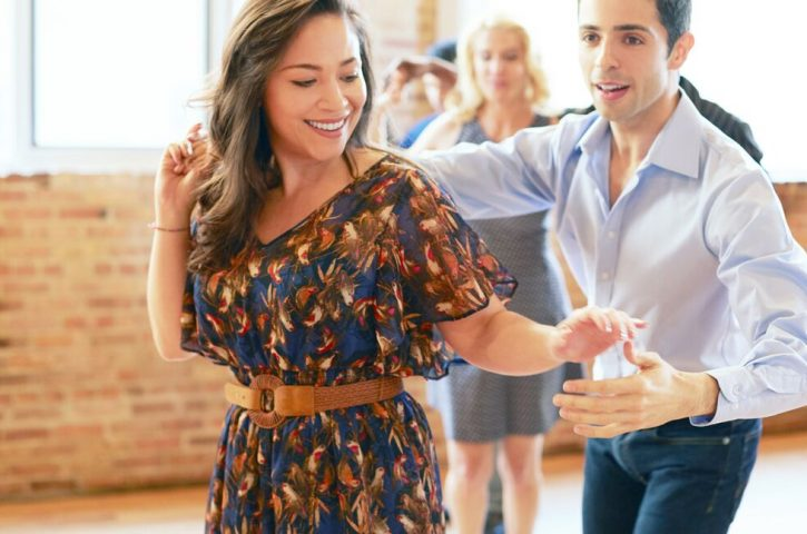 Join Dancing Classes To Meet More Women
