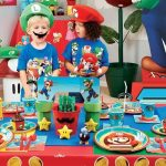 Mario Kart Party Supplies For A Super Circuit Birthday Party