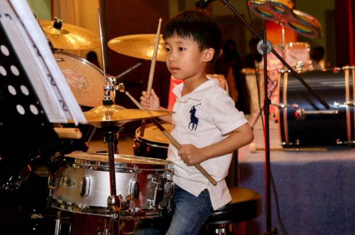 Top drum classes Singapore